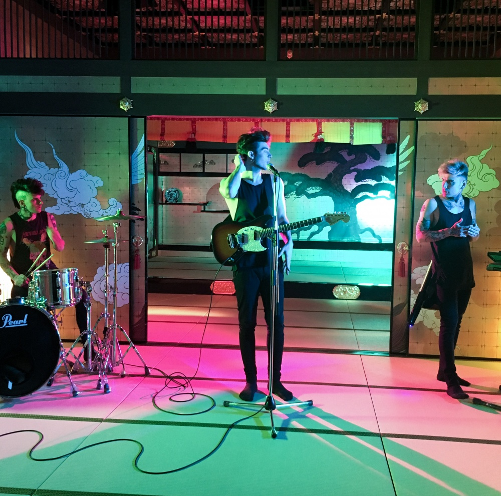 "The Kolors: ecco il video di ""What Happened Last Night"""