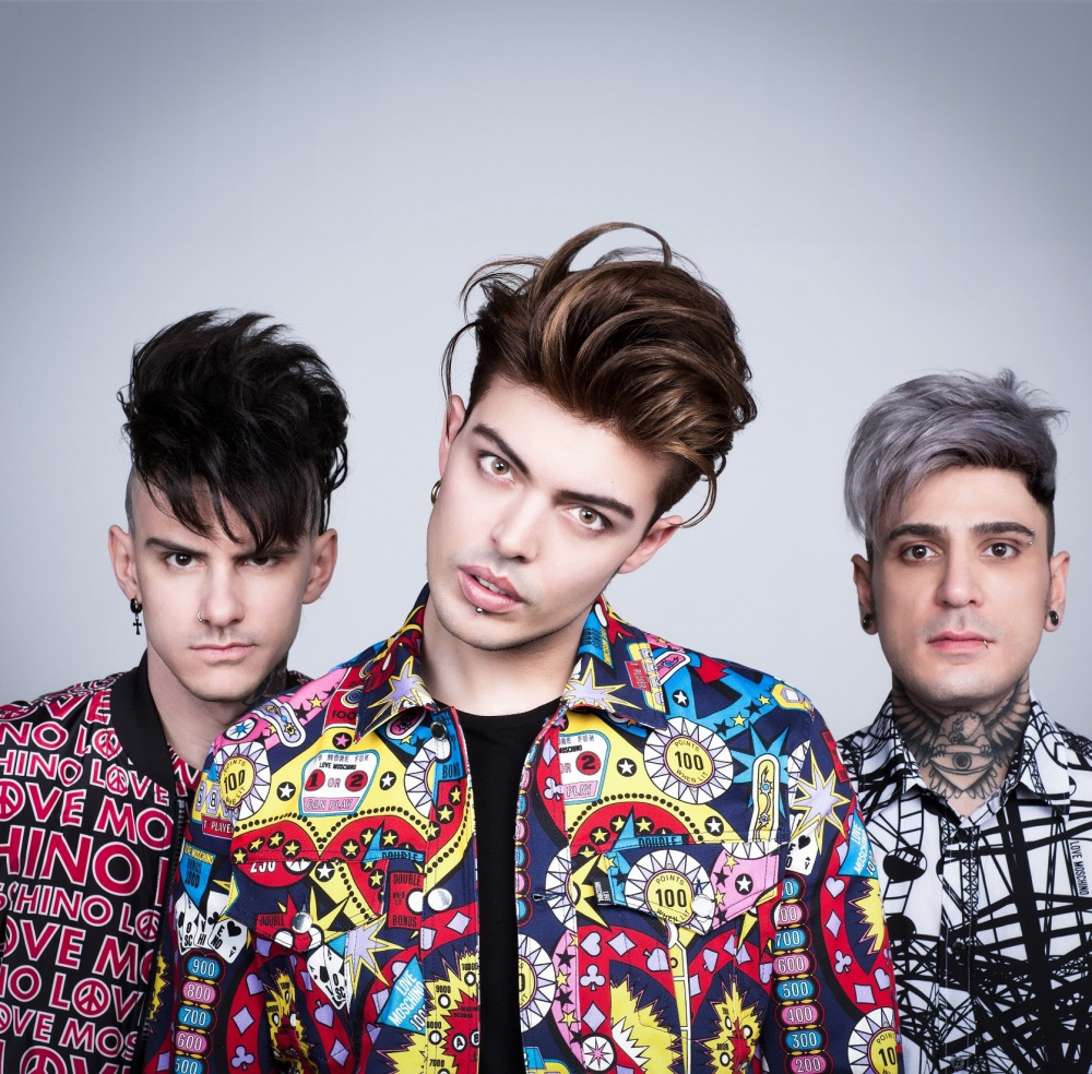 "The Kolors: ""You tra social e voglia di emergere"""