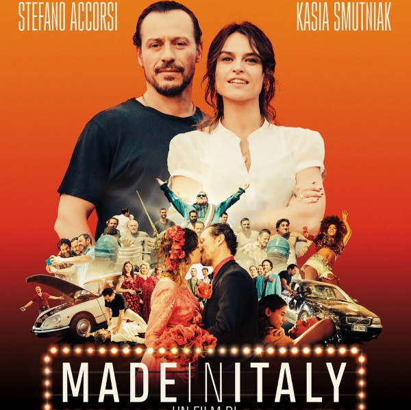 Made In Italy, ecco il trailer del film di Ligabue