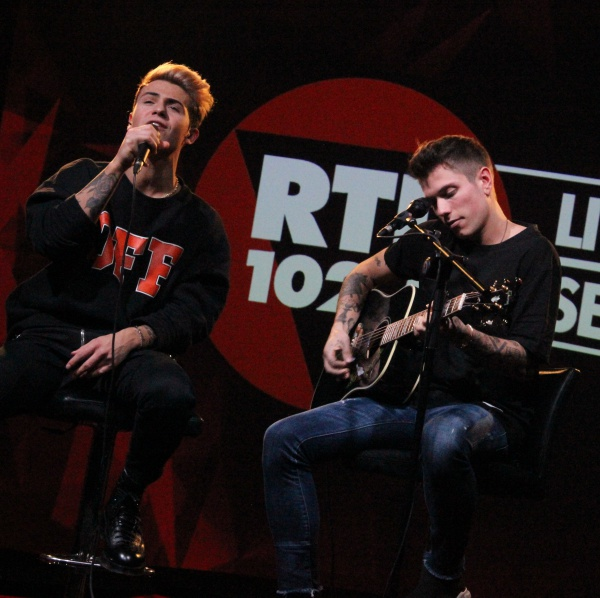 RTL 102.5 Live Session, Benji e Fede in