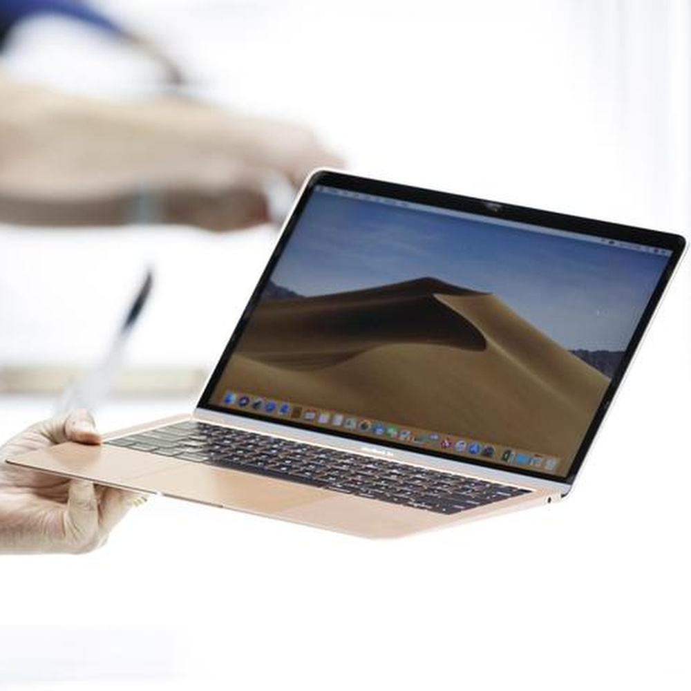 Apple pensa ad un MacBook con sensori biometrici
