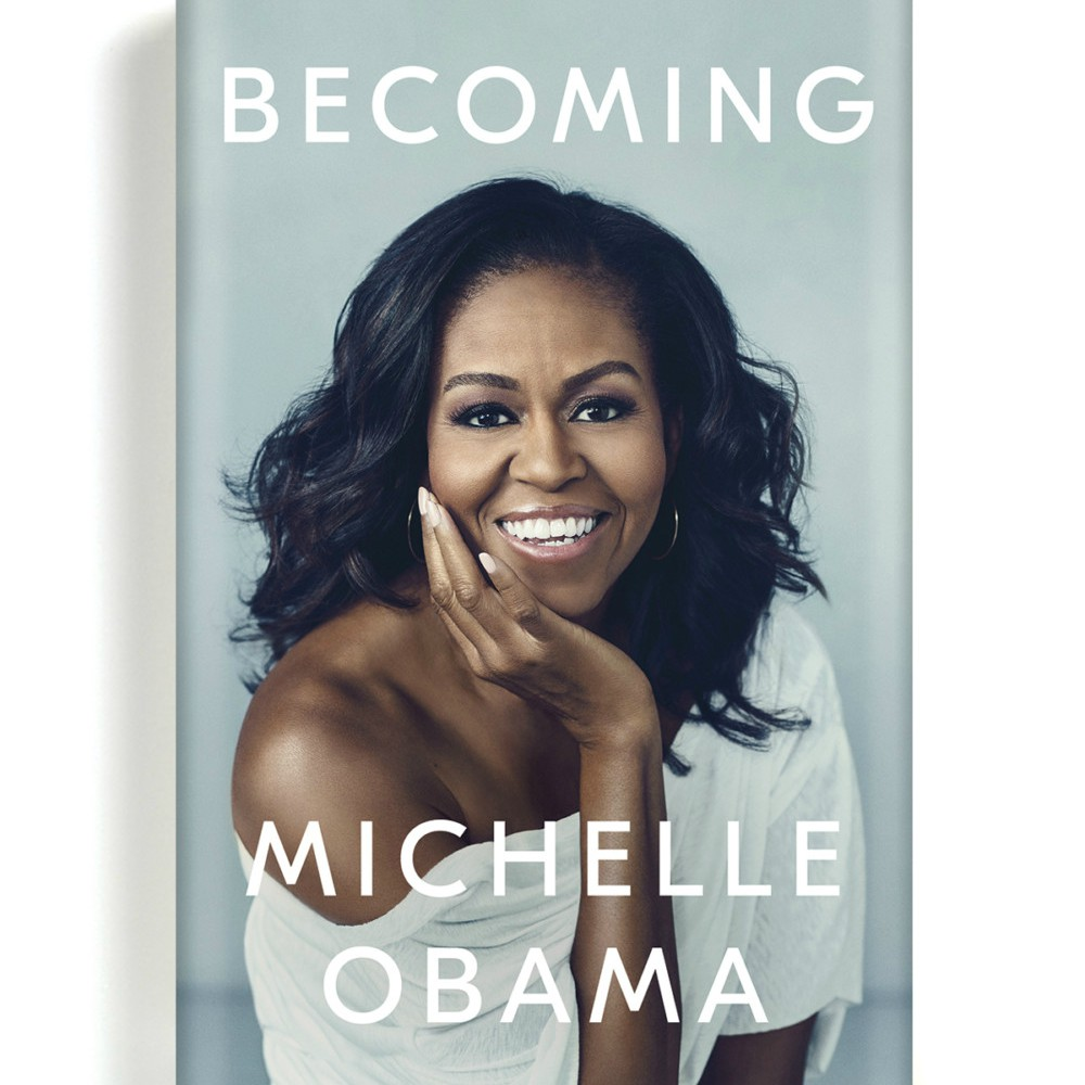 Esce Becoming, l'autobiografia di Michelle Obama