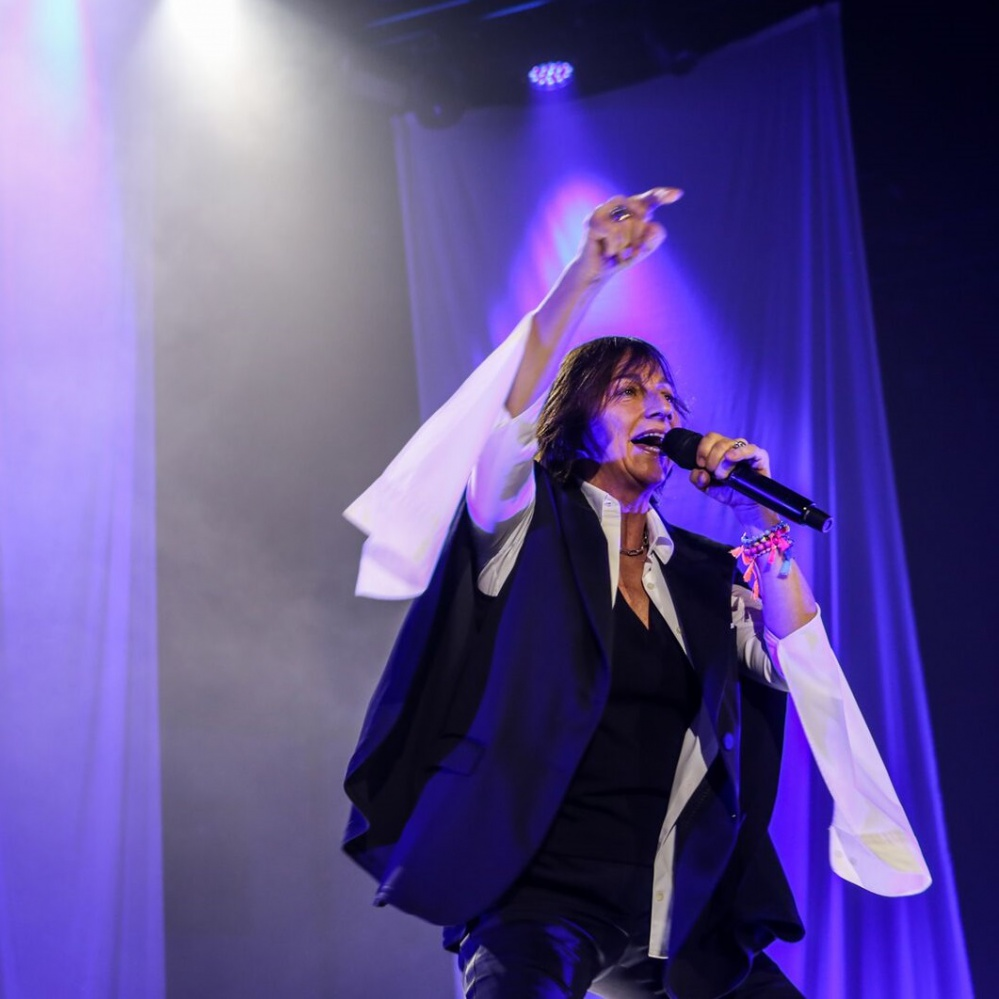 Gianna Nannini, a tutto rock per l'estate italiana