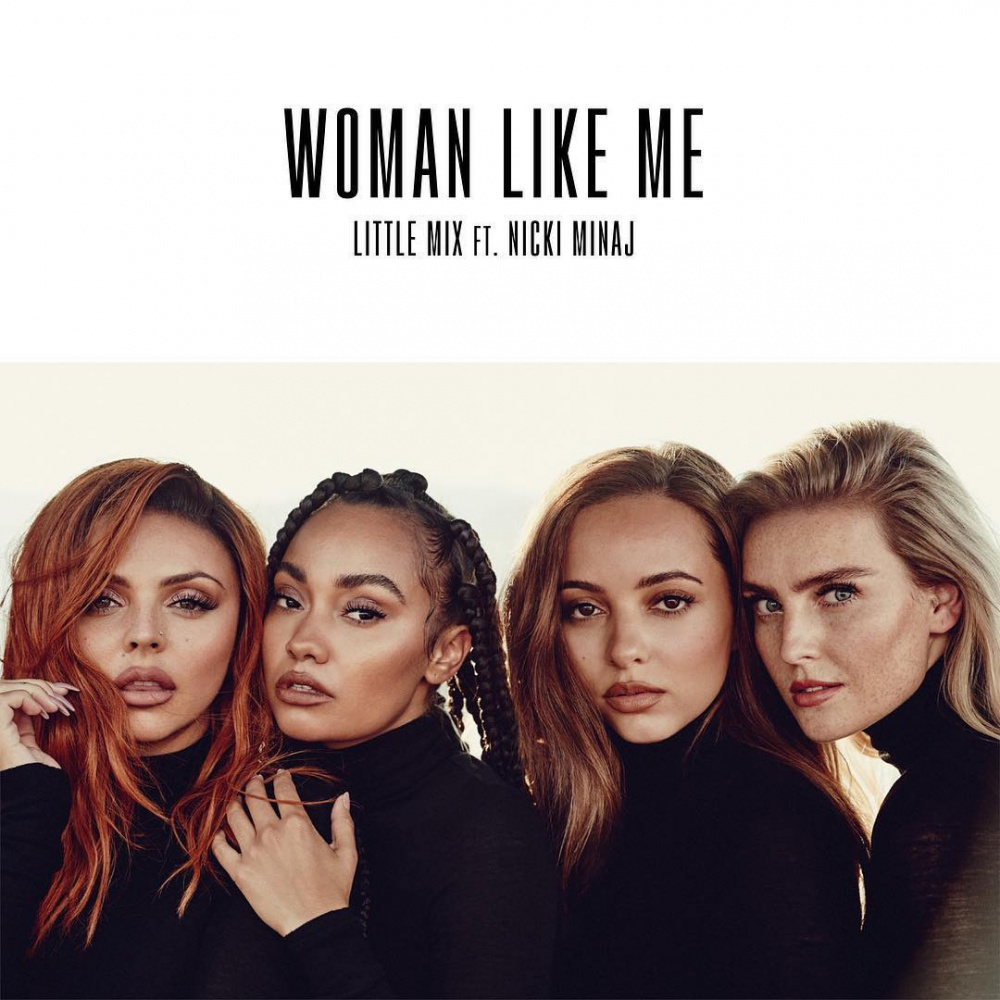 Little Mix e Nicki Minaj, ecco il lyric video di Woman Like Me
