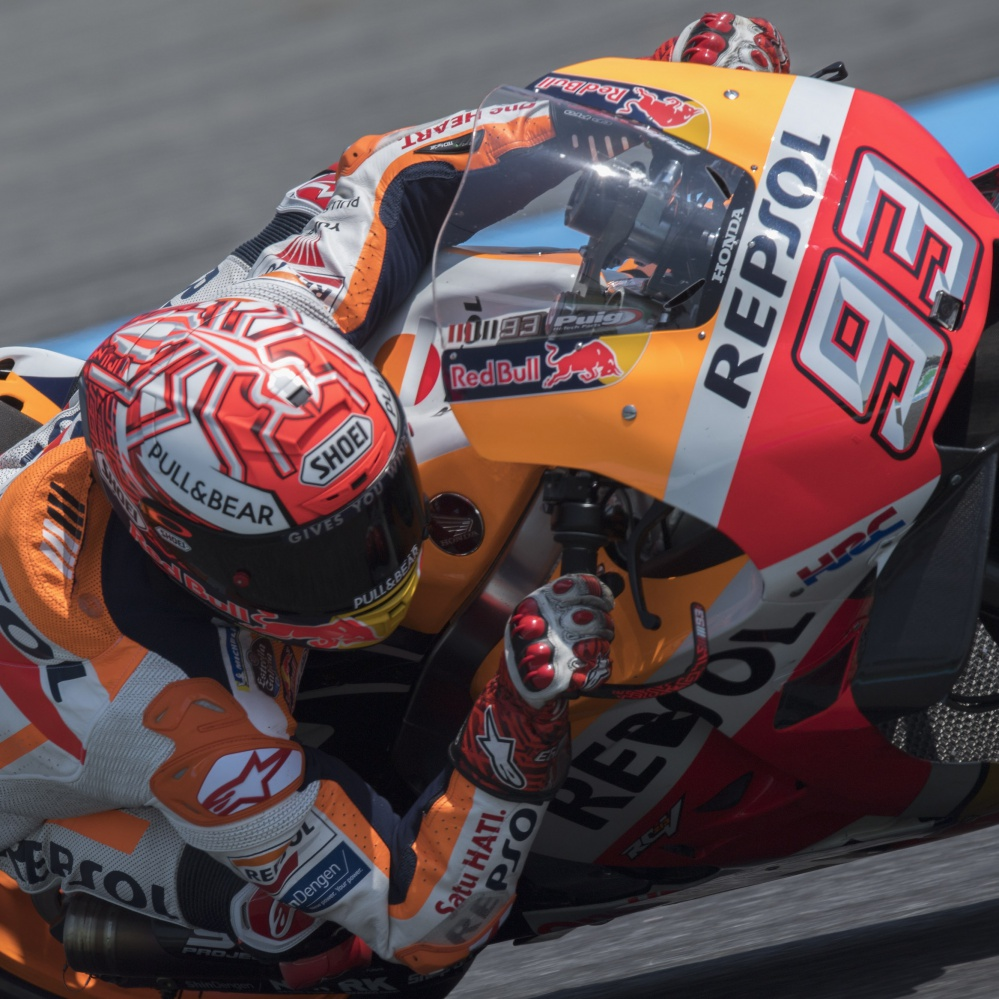 Motomondiale, Marc Marquez in pole a Phillip Island