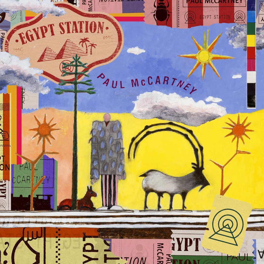 Paul McCartney, a Settembre il nuovo album Egypt Station