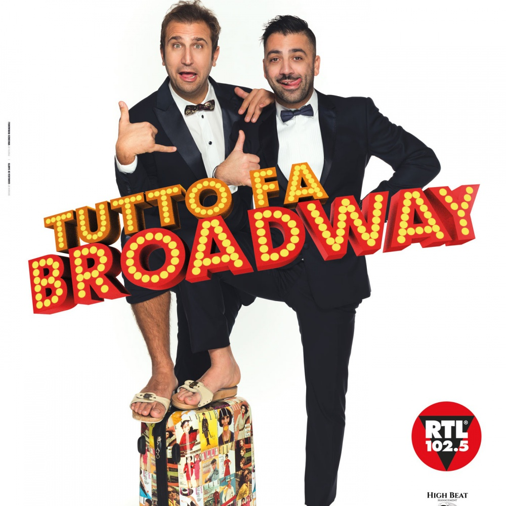 Pio e Amedeo, al Forum di Assago con Tutto fa Broadway