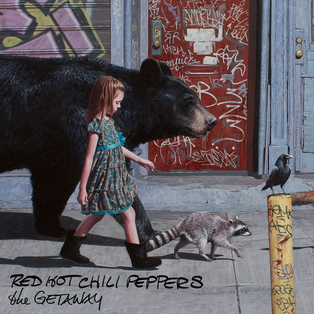Red Hot Chili Peppers a RTL 102.5, Rinati con The Getaway