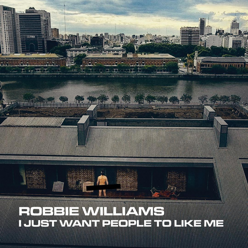 Robbie Williams, ecco il video di I Just Want People To Like Me