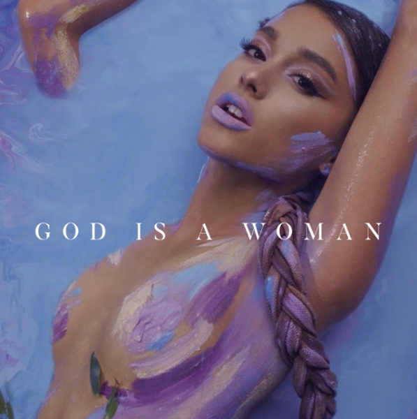 Ariana Grande, esce a sorpresa il singolo God is a woman