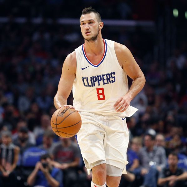 Basket, playoff Nba, L.A. batte Golden State con un super Gallinari