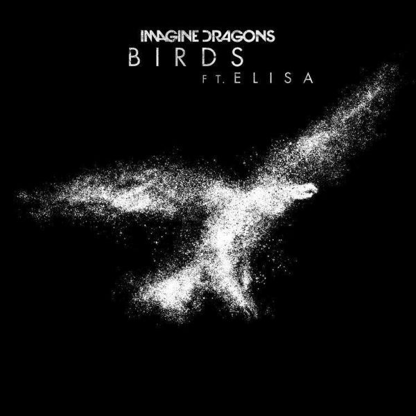 Elisa insieme agli Imagine Dragons in Birds