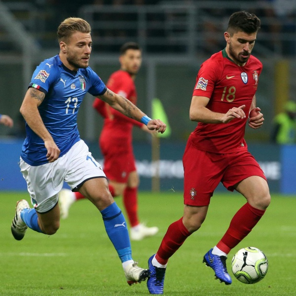 Italia-Portogallo 0-0, lusitani primi in Nations League