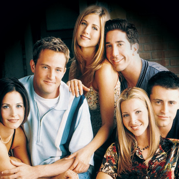Jennifer Aniston, sogno una reunion di Friends