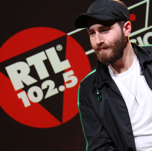 Lorenzo Licitra a RTL 102.5 LIVE SESSION