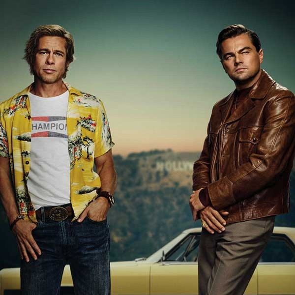Once Upon a Time in Hollywood, il trailer con Pitt e Di Caprio