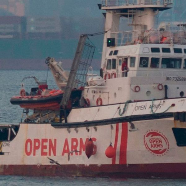 Open Arms, PM dispone sequestro nave ed evacuazione profughi