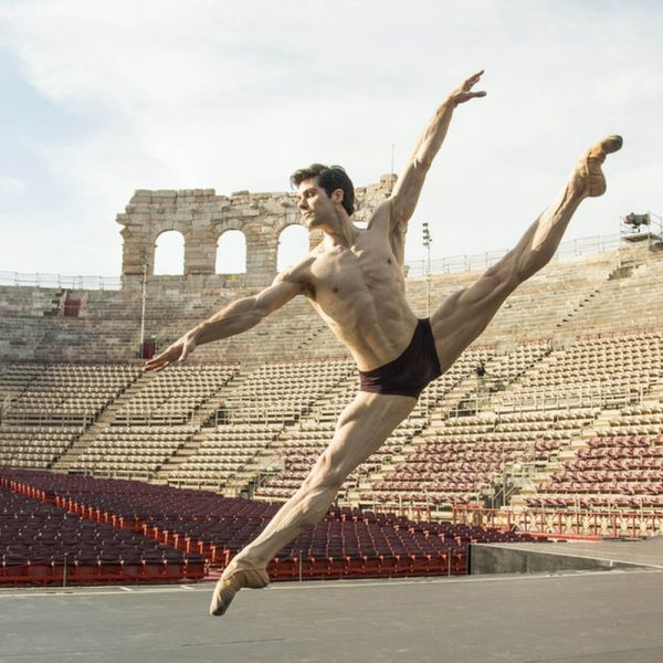 Roberto Bolle and Friends, stasera la prima all'Arena Verona