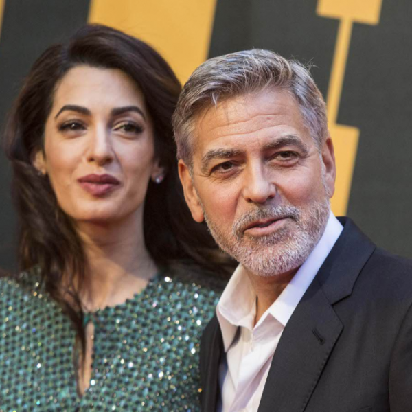 RTL 102.5 sul red carpet con George Clooney a Roma, il video