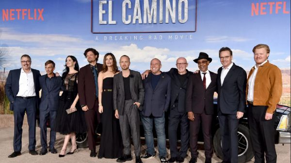 Breaking Bad, la reunion del cast per la prima di El Camino