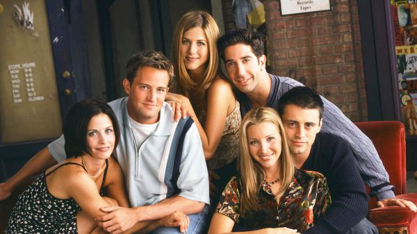 Friends: in trattative la reunion per HBO max