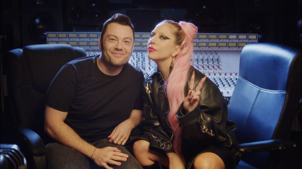 Tiziano Ferro interview Lady Gaga exclusively for RTL 102.5, in the occasion of the publication of Chromatica