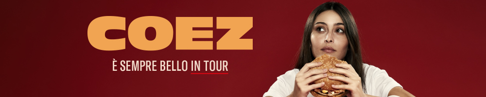COEZ – È SEMPRE BELLO IN TOUR
