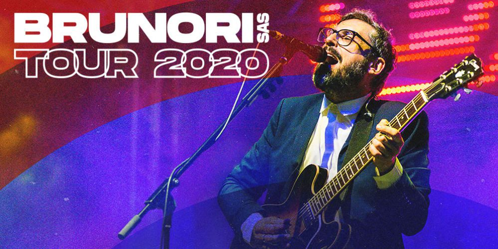 BRUNORI SAS – TOUR 2020