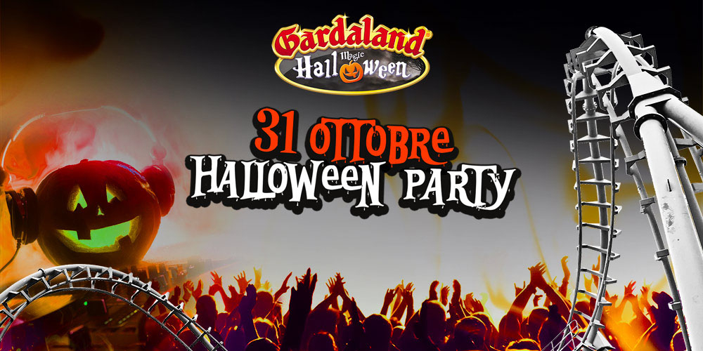 Gardaland Halloween Party 2019