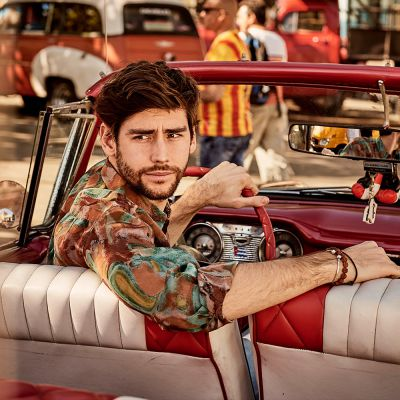 Alvaro Soler a RTL 102.5 - ospite in The Flight