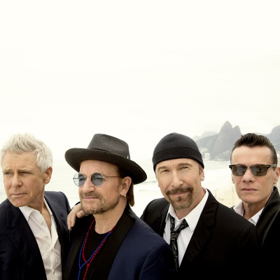 Bono Vox degli U2 a RTL 102.5 - ospite in The Flight