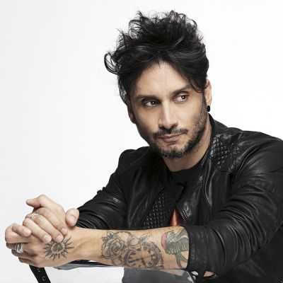 Fabrizio Moro a RTL 102.5 - ospite in The Flight