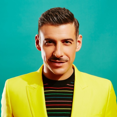 Francesco Gabbani - dal Napoli Pizza Village