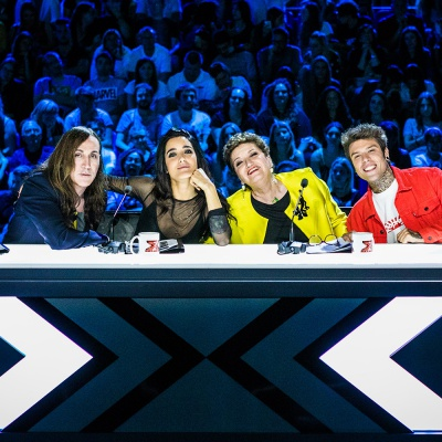 I giudici di X Factor a RTL 102.5 - ospiti in Password