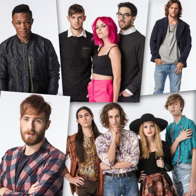 I semifinalisti di X-Factor a RTL 102.5 - ospiti in Pop Around The Clock