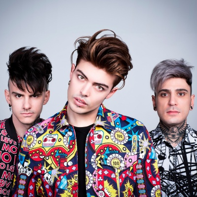 I The Kolors a RTL 102.5 - ospiti in The Flight