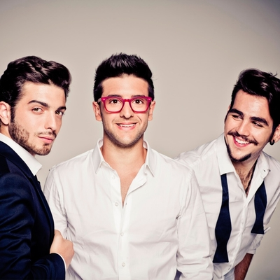 Il Volo - ospiti a The Flight