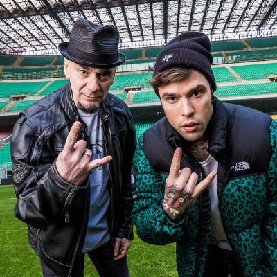 J-Ax & Fedez a RTL 102.5 - ospiti in The Flight
