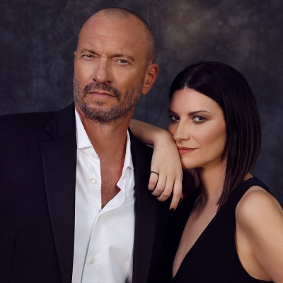Laura Pausini e Biagio Antonacci a RTL 102.5 - ospiti in Password