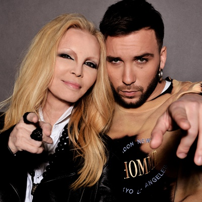 Patty Pravo e Briga a RTL 102.5 - ospiti in Password