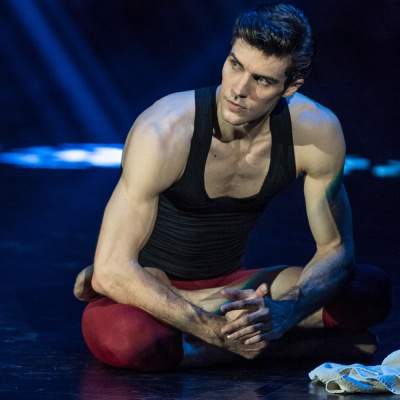 Roberto Bolle a RTL 102.5 - ospite in Password