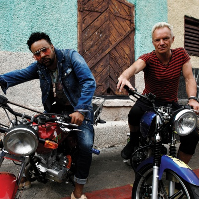 Sting e Shaggy a RTL 102.5 - ospiti in The Flight