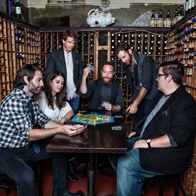 The Strumbellas - ospiti in The Flight