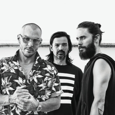 Thirty Seconds To Mars a RTL 102.5 - ospiti in Miseria e Nobiltà