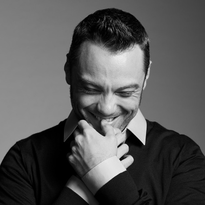 Tiziano Ferro a RTL 102.5 - ospite in The Flight