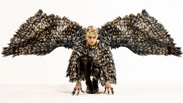 Achille Lauro su RTL 102.5 - In collegamento in The Flight