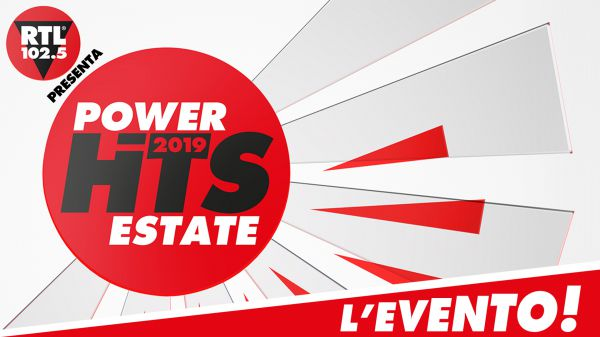Power Hits Estate 2019 - L'Evento - live dall'Arena di Verona
