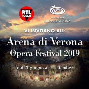 Arena di Verona - 97°  Opera Festival